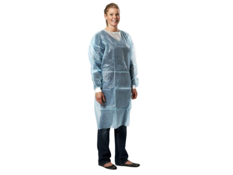 Fine Touch Surgical Gown with Stockingette Cuff